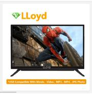 LLOYD Lloyd TV 49inch With Free Bracket Black Three Years Warranty | TV & DVD Equipment for sale in Rivers State, Port-Harcourt