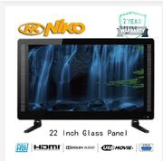 Niko 22 Inch LED TV With 2 Year Warrant And Free Wall Bracket   TV & DVD Equipment for sale in Rivers State, Port-Harcourt