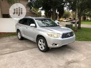 Toyota Highlander 2008 Limited 4x4 Silver | Cars for sale in Lagos State, Alimosho