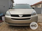 Toyota Sienna 2004 LE FWD (3.3L V6 5A) Gold | Cars for sale in Lagos State, Lekki Phase 1