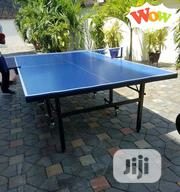 High Quality Outdoor Table Tennis Board Waterproof With Bats and Balls | Sports Equipment for sale in Abuja (FCT) State, Utako