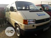 Volkswagen Caravelle 2001 Gray | Cars for sale in Lagos State, Apapa