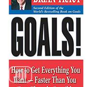 Goals By Brian Tracy | Books & Games for sale in Lagos State, Surulere