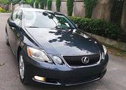 Lexus GS 2006 300 AWD Gray | Cars for sale in Lagos State, Lagos Mainland