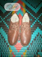 Fairly Used Real Leather Men Shoe For Sale | Shoes for sale in Abuja (FCT) State, Nyanya