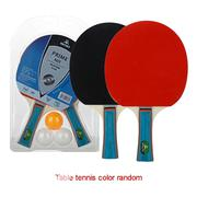 2 Racket+3 Balls Professional Carbon Fiber Table Tennis Rackets Bats | Sports Equipment for sale in Lagos State, Victoria Island