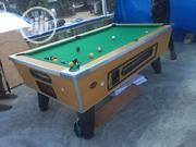 Brand New Imported Marble-Top Snooker Table With Complete Accessories | Sports Equipment for sale in Abuja (FCT) State, Jabi