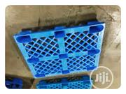 Blue Colour Plastic Pallets | Building Materials for sale in Lagos State, Agege
