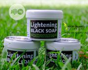 Lightening Black Soap | Skin Care for sale in Abuja (FCT) State, Lugbe District