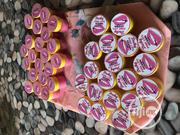 Natural Permanent Pink Lipbalm And Pink Lip Scrub | Makeup for sale in Abia State, Aba North