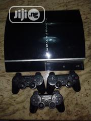 Playstation 3 With 3 Gamepads | Video Game Consoles for sale in Abuja (FCT) State, Jabi