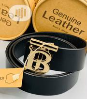 Leather Belt for Men's | Clothing Accessories for sale in Lagos State, Lagos Mainland