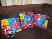 Ankara Couch and Throw Pillows | Home Accessories for sale in Delta State, Oshimili South