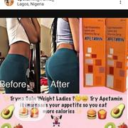 Original Apetamin Weight Gain Syrup | Vitamins & Supplements for sale in Lagos State, Ikeja