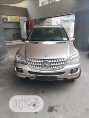 Mercedes-Benz M Class 2007 Gold | Cars for sale in Lagos State, Lekki Phase 1