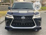 Lexus LX 570 2016 Base Blue | Cars for sale in Lagos State, Lekki Phase 1