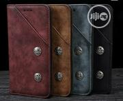 Genuine Leather Phone Pouch Case Casing For Gionee S10 Lite S10c Black | Accessories for Mobile Phones & Tablets for sale in Lagos State, Ojo