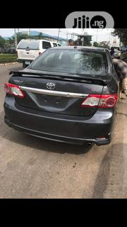 Toyota Corolla 2012 Black | Cars for sale in Lagos State, Ajah
