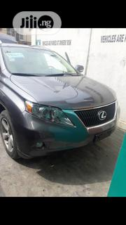 Lexus RX 2012 Gray | Cars for sale in Lagos State, Ajah