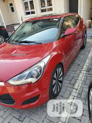 Hyundai Veloster 2012 Automatic Red | Cars for sale in Lagos State, Lekki Phase 2