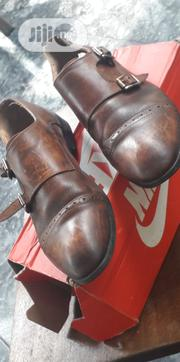 A Fairly Used John Fosters Shoe Size 40. Colour = Dark Brown | Shoes for sale in Rivers State, Port-Harcourt