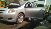 Toyota Yaris 2007 Silver | Cars for sale in Lagos State, Magodo