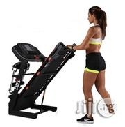 Brand NewElectric Treadmill With Push Up, Twister and Dumbbells | Sports Equipment for sale in Lagos State, Ikotun/Igando
