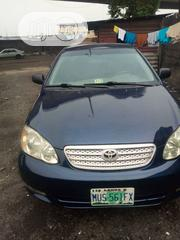 Toyota Corolla 2004 Sedan Blue | Cars for sale in Lagos State, Mushin