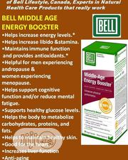 Bell Middle Age Energy Booster | Vitamins & Supplements for sale in Lagos State, Ikeja