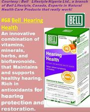 Hearing Health | Vitamins & Supplements for sale in Lagos State, Ikeja
