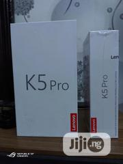 New Lenovo K5 Pro 128 GB Black | Mobile Phones for sale in Lagos State, Ikeja