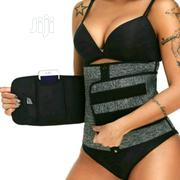Fashion Hot Sweat Neoprene Waist Trainer Belt Body Shaper | Sports Equipment for sale in Lagos State, Agboyi/Ketu