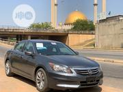 Honda Accord Sedan LX Automatic 2012 Gray | Cars for sale in Abuja (FCT) State, Central Business District