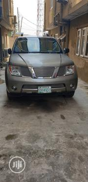 Nissan Pathfinder 2006 Beige | Cars for sale in Lagos State, Ikeja