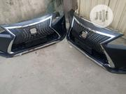 Front Bumper Lexus RX350 2018 Conversion | Vehicle Parts & Accessories for sale in Lagos State, Mushin