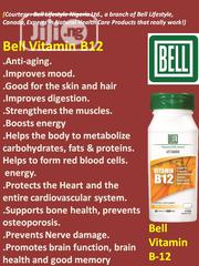 Bell Vitamin B 12 | Vitamins & Supplements for sale in Lagos State, Ikeja