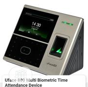 Uface 800 Multi Biometric Time Attendance Device | Safety Equipment for sale in Lagos State, Ikeja