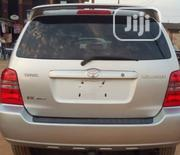 Toyota Highlander 2002 Silver | Cars for sale in Lagos State, Alimosho