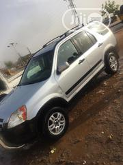 Honda CR-V 2005 2.2 D Silver | Cars for sale in Niger State, Chanchaga
