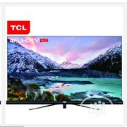 TCL 55-inch 4k Android Smart UHD TV + 12 Months Warranty | TV & DVD Equipment for sale in Kwara State, Ilorin West