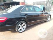 Mercedes-Benz E350 2012 Black | Cars for sale in Lagos State, Yaba