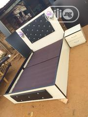 A High Quality 4by6 Bed   Furniture for sale in Edo State, Ikpoba-Okha