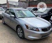 Honda Accord 2008 2.0 Comfort Silver | Cars for sale in Lagos State, Ikeja