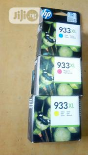 HP 933XL Colour Ink Cartridge | Accessories & Supplies for Electronics for sale in Lagos State, Victoria Island