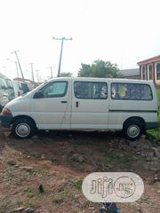 Clean Toyota Hiace Bus 2002 Model | Buses & Microbuses for sale in Lagos State, Oshodi-Isolo
