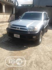 Toyota 4-Runner 2004 Silver | Cars for sale in Lagos State, Ojo