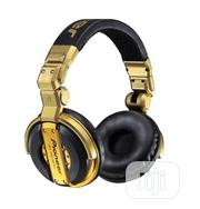 Pioneer HDJ-1000 Professional DJ Headphones-gold Edition | Headphones for sale in Lagos State, Ikeja