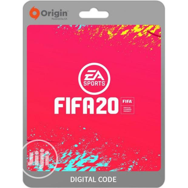 Install Your Fifa20