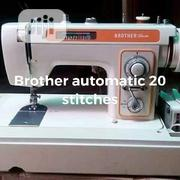 Brother Embroidery Machine (Manual Automatic) | Manufacturing Equipment for sale in Lagos State, Lagos Island