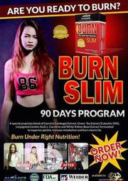 Burn Slim Within 31 Days | Vitamins & Supplements for sale in Rivers State, Port-Harcourt